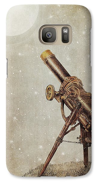 Moonrise Galaxy Case by Eric Fan