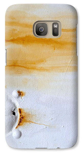Galaxy Case featuring the photograph Moons by Robert Riordan
