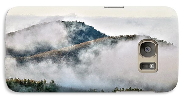 Galaxy Case featuring the photograph Morning After The Storm by Allen Carroll