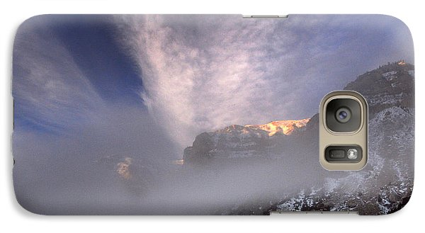Galaxy Case featuring the photograph Morning Delight by Al  Swasey