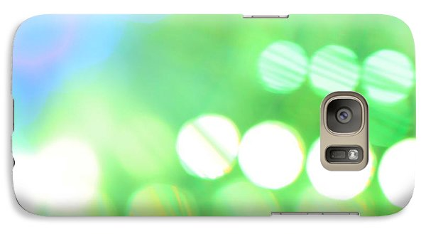 Galaxy Case featuring the photograph Morning Dew by Dazzle Zazz