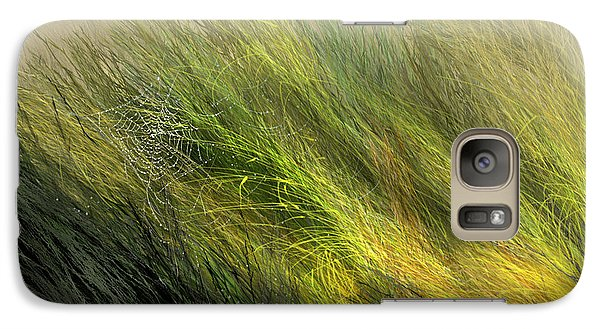 Galaxy Case featuring the digital art Morning Dew Drops by Aaron Blaise