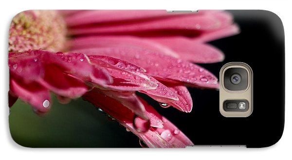Galaxy Case featuring the photograph Morning Dew by Joe Schofield