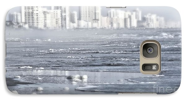 Galaxy Case featuring the photograph Morning Dreams In Daytona by Janie Johnson