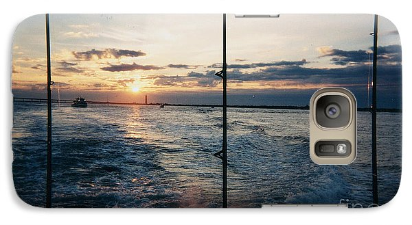 Galaxy Case featuring the photograph Morning Fishing by John Telfer