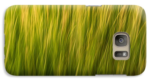 Galaxy Case featuring the photograph Morning Glory by Sandi Mikuse