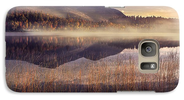 Mountain Galaxy S7 Case - Morning In Adirondacks by Magda  Bognar