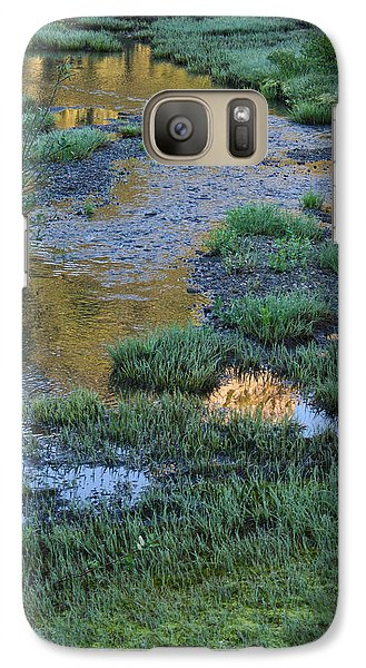 Galaxy Case featuring the photograph Morning Magic Tipsoo Lake Wa by Cheryl Perin
