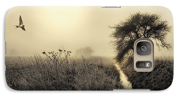 Swallow Galaxy S7 Case - Morning Mood by Kent Mathiesen
