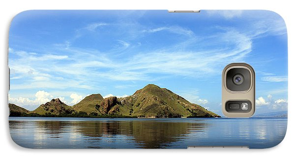 Galaxy Case featuring the photograph Morning On Komodo by Sergey Lukashin