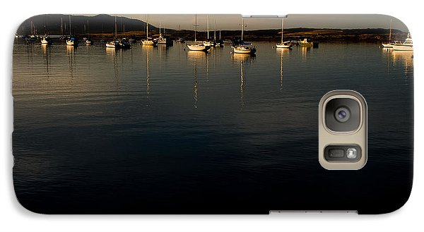 Galaxy Case featuring the photograph Morning On The Bay by Terry Garvin
