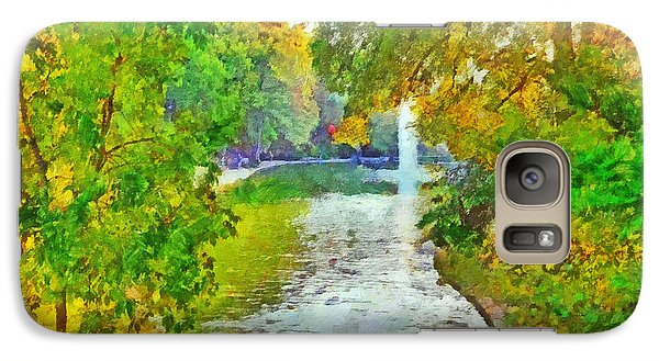 Mirror Lake. The Ohio State University Galaxy S7 Case