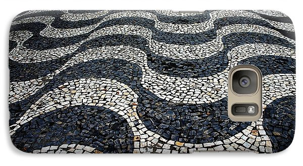 Galaxy Case featuring the photograph Mosaic Manaus by Henry Kowalski