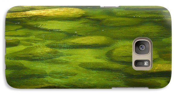 Galaxy Case featuring the photograph Mossman by Evelyn Tambour