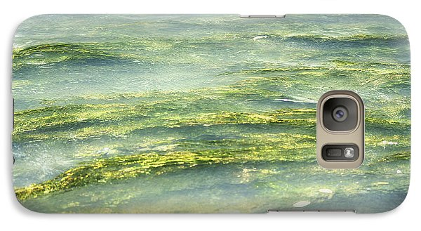 Galaxy Case featuring the photograph Mossy Tranquility by Melanie Lankford Photography