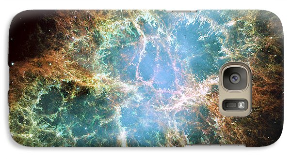 Most Detailed Image Of The Crab Nebula Galaxy S7 Case