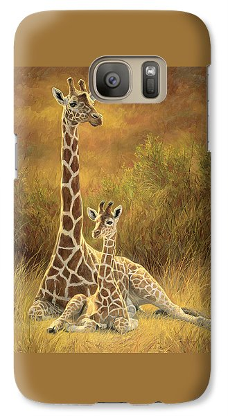 Mother And Son Galaxy S7 Case