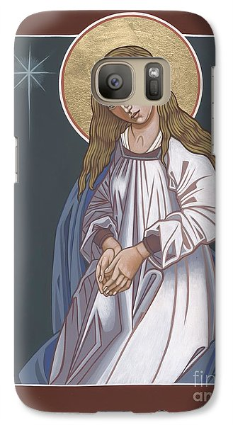 Mother Of God Waiting In Adoration 248 Galaxy S7 Case