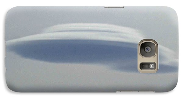 Galaxy Case featuring the photograph Mother Ship by Fiona Kennard