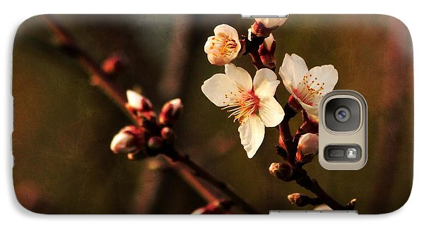 Galaxy Case featuring the photograph Mother's Spring Blossoms by Marjorie Imbeau