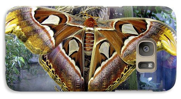 Atlas Moth Galaxy S7 Case