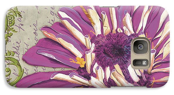 Moulin Floral 2 Galaxy S7 Case by Debbie DeWitt