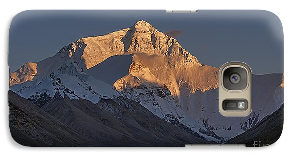 Mount Everest At Dusk Galaxy S7 Case