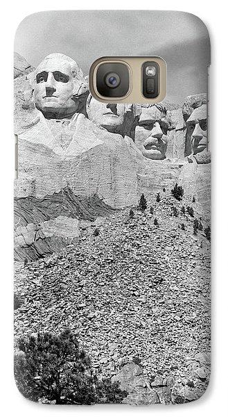 Mount Rushmore South Dakota Usa Galaxy S7 Case