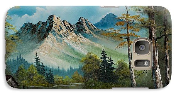 Mountain Retreat Galaxy S7 Case