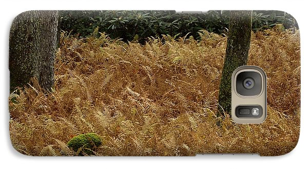 Galaxy Case featuring the photograph Mountain Carpet by Randy Bodkins