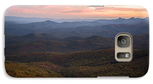 Galaxy Case featuring the photograph Mountain Color by Serge Skiba