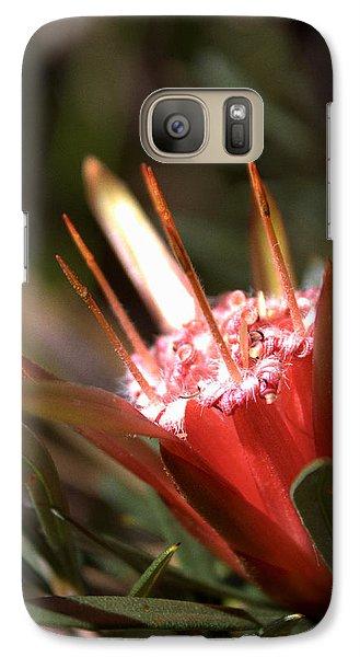 Galaxy S7 Case featuring the photograph Mountain Devil by Miroslava Jurcik