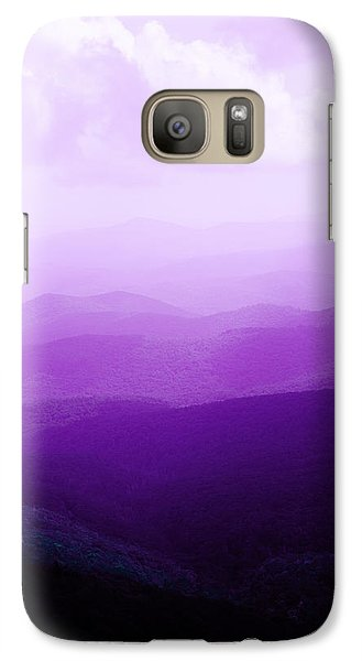 Galaxy Case featuring the photograph Mountain Dreams by Kim Fearheiley