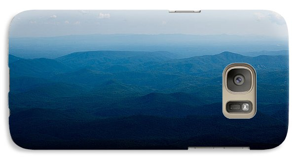 Galaxy Case featuring the photograph Mountain Peak by Kim Fearheiley