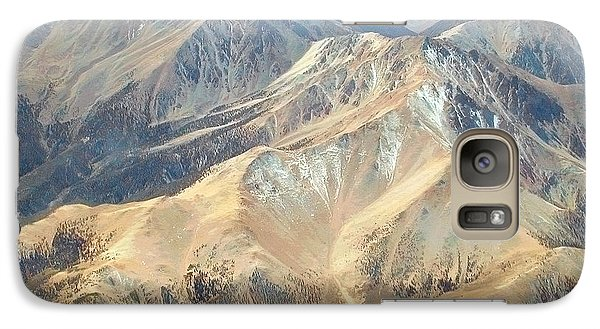 Galaxy Case featuring the photograph Mountain View 2 by Mark Greenberg