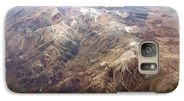 Galaxy Case featuring the photograph Mountain View by Mark Greenberg