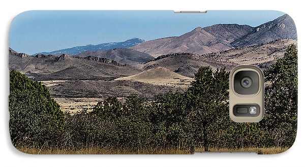 Galaxy Case featuring the photograph Mountain Vista by Beverly Parks