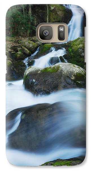 Mouse Creek Falls In Colour Galaxy S7 Case