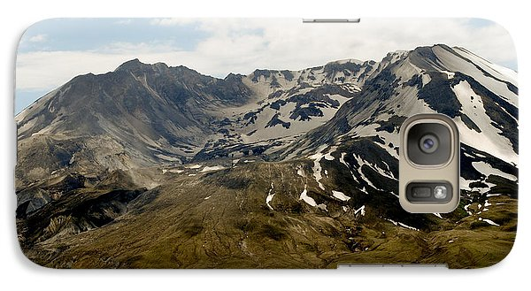 Galaxy Case featuring the photograph Mouth Of Helens by Robert  Moss