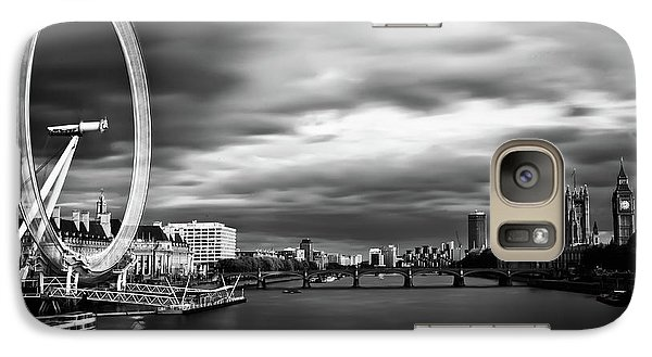 London Eye Galaxy S7 Case - Movement by Arthit Somsakul