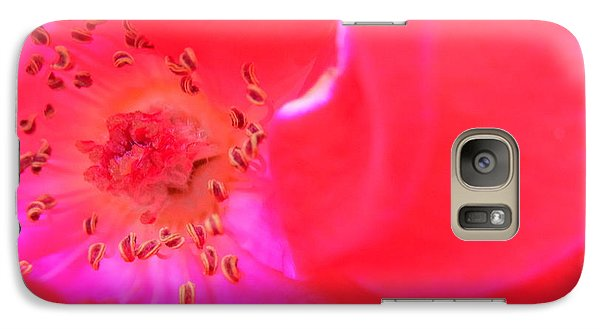 Galaxy Case featuring the photograph Movement Of The Heart by Agnieszka Ledwon
