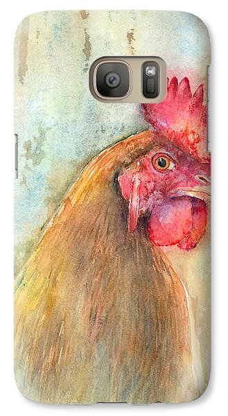Mr.- In Love With Mrs. Galaxy S7 Case by Arline Wagner