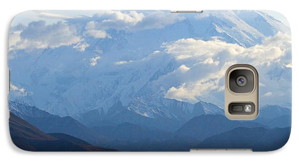 Galaxy Case featuring the photograph Mt. Denali by Ann Lauwers