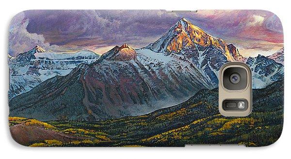 Mt. Sneffels Galaxy S7 Case