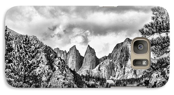 Mt. Whitney Galaxy S7 Case by Peggy Hughes