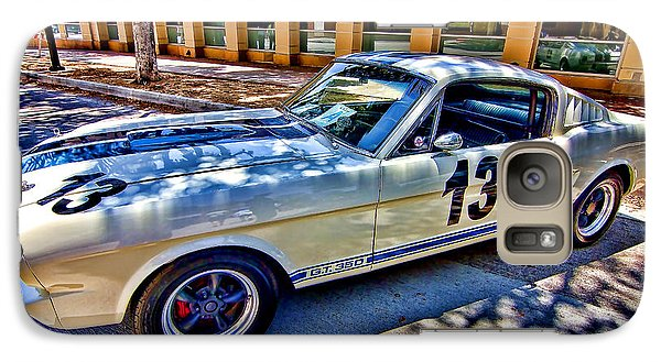 Galaxy Case featuring the photograph Mustang Gt 350 by Jason Abando