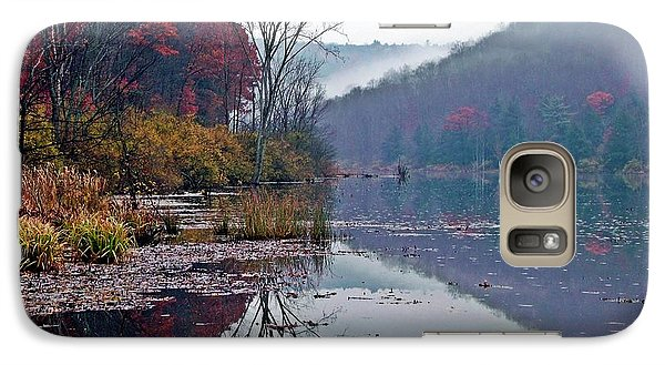 Galaxy Case featuring the photograph Muted Tones Of Fall by Christian Mattison