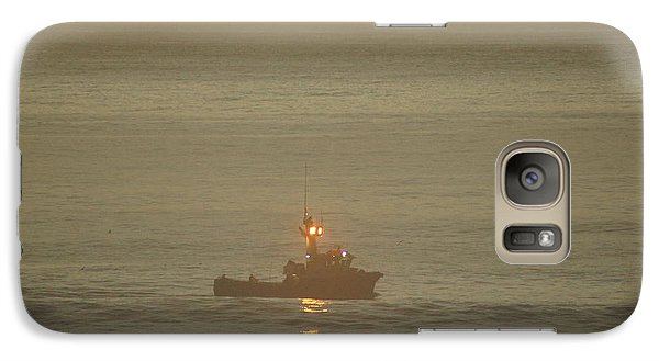 Galaxy Case featuring the photograph My Boat Obsession by Angi Parks