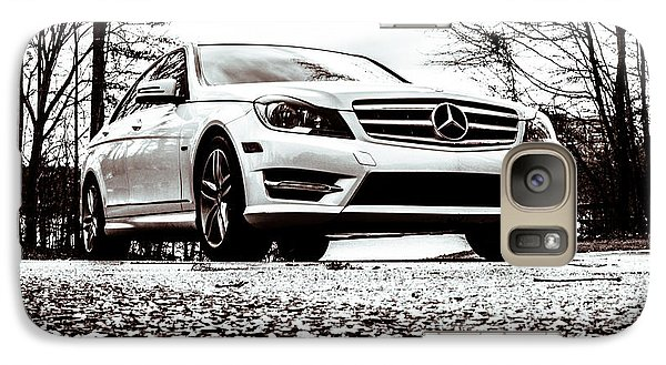 Galaxy Case featuring the photograph My C250 by Wade Brooks