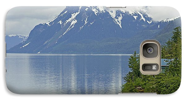 Galaxy Case featuring the photograph My Dream Home by Nick  Boren